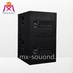 Vrx918sp Powered altavoz vertical gabinete