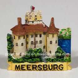 Aimant de souvenirs de Burg Meersburg cadeaux touristique