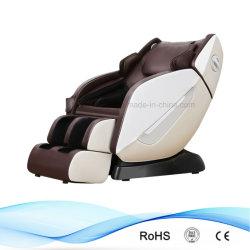 La mejor fábrica Popular de Corea nueva eléctrico 4D Diseño de sillón de masaje de cuerpo completo Precio