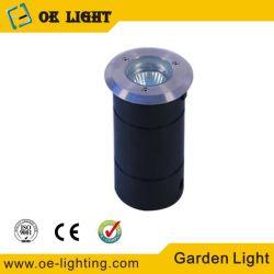 Calidad alta cubierta redonda Walkover LED de luz techado