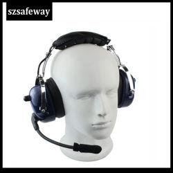 Kenwood Tyt Baofengの携帯無線電話のためのヘッドセットを取り消す騒音