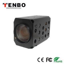 2MP 1080P完全なHD 32Xの光学ズームレンズF=4.5-144mmのスターライトCMOS CCTV PTZ IPネットワークブロックのズームレンズのカメラのモジュール