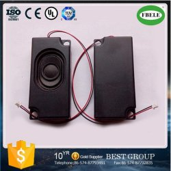 ConnectorsおよびWire Speaker RoHS (FBELE)のFb7033 Newest 70mm 2W Box Speake Rectangular