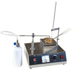 De elektrische Machine van de Test van de Kop van het Punt van de Brand van de Flits van Cleveland van het Bitumen Open