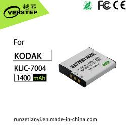 Câmara 3.7V 1400mAh Bateria Li-ion Klic-7004 D-Li68 para câmera Kodak Easyshare V1073 V1233 M1033 M1093