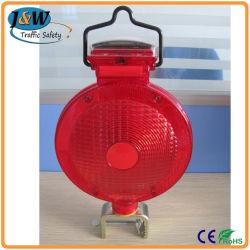 Solar-LED Warning Light/Lamp mit Metal Bracket Holder