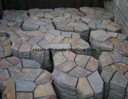Natuursteen Flagstone Slate voor asfalteren