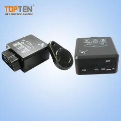 TK228 GPS Tracker allarme auto Anti-Jammer Anti-Tamper GPS Track Software (OBD2-KH)