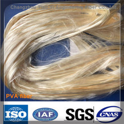 (높 강인 높 계수) 폴리비닐 알콜 섬유 모노필라멘트 PVA 섬유