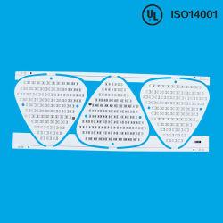 Алюминиевый PCB основного вещества Jh с Hal LEED освобождает