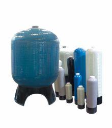 1054 FRP vasija de presión para ablandador de agua y el tratamiento de agua