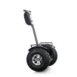 2 roues scooter électrique de l'auto équilibre personnel Tranporter char électrique