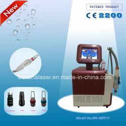 De draagbare Picosure Q-Switched Apparatuur van de Schoonheid van de Verjonging van de Huid van de Verwijdering van het Pigment van de Verwijdering van de Tatoegering van de Laser van Nd YAG