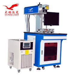 Marqueur laser UV cuvette en verre de gravure
