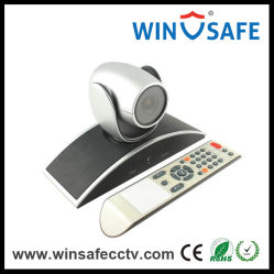 10X de Camera van de Videoconferentie van de 650tvlSony CCD Kleur USB