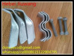 Galvanisierte Stahlfußboden-Vergitterung-Sattel