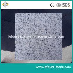 Adouci/poli/flammé/Bush martelé G3765/G365 aux graines de sésame en granit blanc