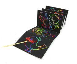 Kraskaarten, -kleuren en -krasjes