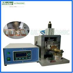 Máquina de soldadura de metales de ultrasonidos
