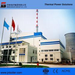 ASME oder Cer-Standard 130 t-/hdampf/Heißwasser/Thermal-/Kohle-Dampf/Öl/Gas-/industrieller/Wassererkühlung-vibrierender Gitter-Lebendmasse-Dampfkessel für Kraftwerk