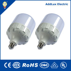 Best Distributor Factory は、オフィス、スーパーマーケット、ストア、ワークショップ、倉庫照明用に中国で製造された CE UL Saso E27 ノンディミング 40W カラム LED ビッグ T ランプを輸出しています