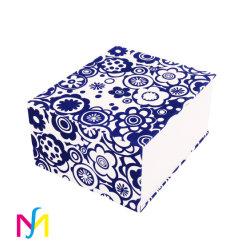 Contenitore impaccante piegante del pacchetto piano del magnete su ordinazione di regalo magnetico di lusso di carta della casella con la chiusura del magnete
