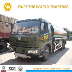 FAW 오일 탱크 트럭 25000L 8 * 4 연료 탱크 트럭 중트럭