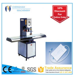 Sac de perfusion médicales machine à souder, machine à souder de sac de l'eau, la certification CE