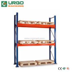 Prateleira de armazenamento de ferro Palete seletivo para o depósito