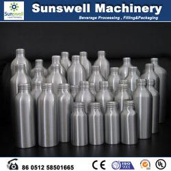 Алюминиевые бутылки для пива и воды