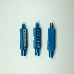 Инструмент для снятия клапана для Presta и Шредера бескамерные шины на велосипеде лыски под ключ 5 мм