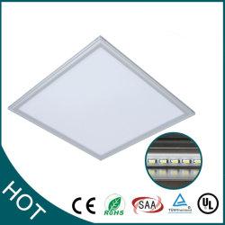 Distributeur de la Chine moderne de forme carrée ou ronde vers le bas de la lampe Slim 300x300mm 600*600 2X4 réglable monté encastré au plafond de panneau à LED lumière PF0.9 100lm/W80 RoHS CRI UL CE