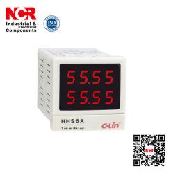 36V 지적인 시간 릴레이 (HHS6A)