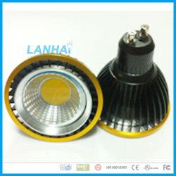 Алюминиевые початков PAR20 лампы Cup 7W E27/GU10 Светодиодный прожектор