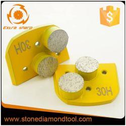 X-Series лавина шлифовальный блок для плитками тераццо, бетонный пол