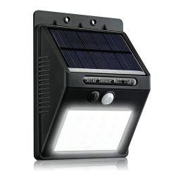Pared de luz solar LED 3W