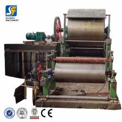 Papier hygiénique Shunfu haut la qualité de la fabrication du papier de la machine avec le plus bas prix
