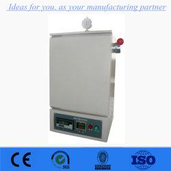 La norme ISO7273 Plastometer à plaque parallèle de caoutchouc thermoplastique
