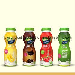 Custom Imprimé animal de compagnie en PVC PE film plastique thermorétractable pour bouteilles de jus d'eau