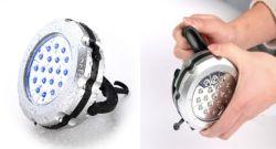 مصباح تخييم قابل لإعادة الشحن 16 LED للخيمة (MC5011)