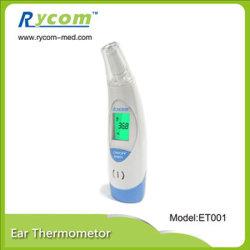 2019 Termómetro de oído del bebé de infrarrojos en el hogar ET001