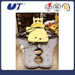 20 Scherpe Machine van de Scheerbeurt van het Metaal van de Gehechtheid van het Graafwerktuig van de ton de Hydraulische