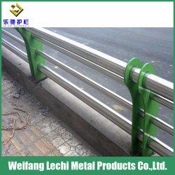 Haute résistance en acier avec revêtement de protection/acier Stainlless Anti montée pont/rivière/lac de l'Escrime