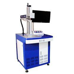 Code des Handy-Case/Qr/Goldring-/Schlüsselketten-/Hundeplakette-Faser-Laser-Markierungs-Maschine für Verkauf