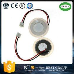 25mm 4W cerâmica piezoeléctrica Peça de atomização de ultra-sons, Sinal sonoro sinal sonoro magnético, Sinal sonoro SMD, emissor de sinal sonoro (FBELE passiva)
