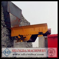 Extraction de minerai de vibration de l'usine/charbon convoyeur de trémie
