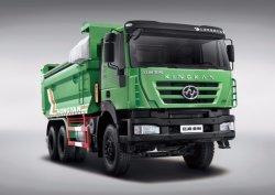Hongyan 6*4 高輝度ダンプ・トラック(耐久性と価格が最も高い構造用