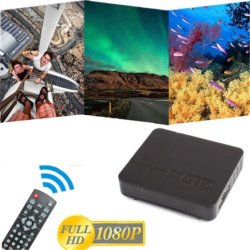 Heißer Verkauf Multifunktions-T2 Tdt Empfänger Fernsehapparat-Unterhaltungselektronik Soem-ODM-DVB