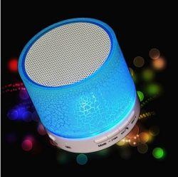Lautsprecher Lampe der bewegliche Bluetooth drahtlose Lautsprecher-intelligente Noten-LED mit TF-Karten-Radio FM