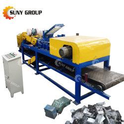 Автомобильный аккумулятор хранения отходов свинца перерабатывающая установка пластины